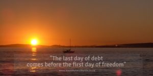 Eliminating Debt and Becoming Debt Free