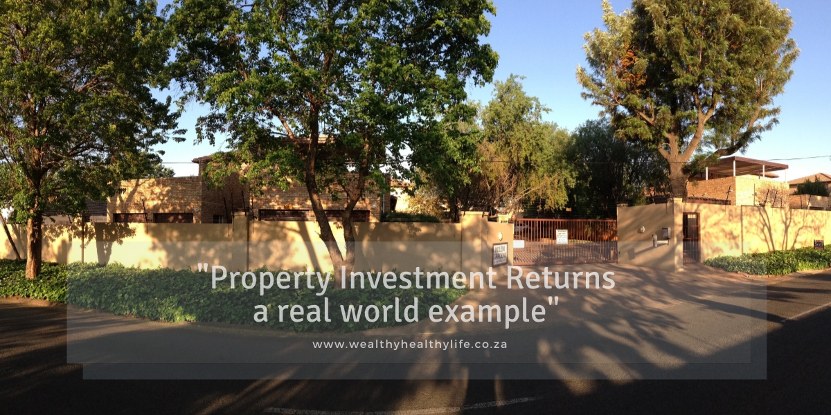 Property Investment Returns – are they worth the effort?