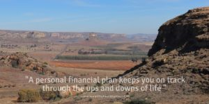 Creating my Personal Financial Plan to Financial Freedom
