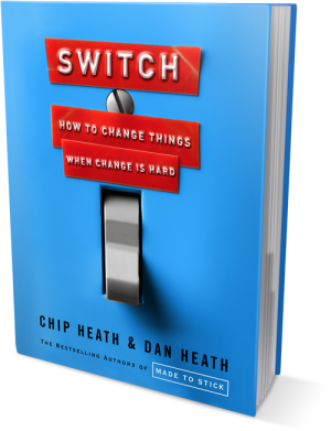 Switch by Chip and Dan Heath – Managing Change