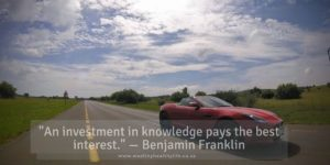 Learn to Understand Investments